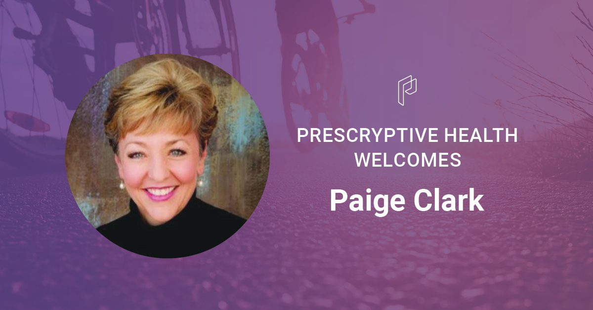 Prescryptive Health Welcomes Paige Clark as VP of Pharmacy Programs and Policy